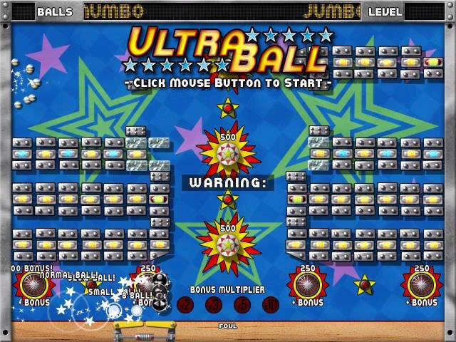 Pantallazo de UltraBall para PC