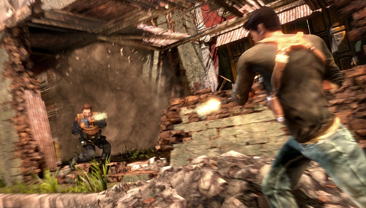 Pantallazo de Uncharted 2: Among Thieves para PlayStation 3