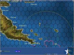 Pantallazo de Uncommon Valor: Campaign for the South Pacific para PC