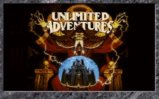 Pantallazo de Unlimited Adventures para PC