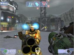Pantallazo de Unreal Tournament 2003 para PC