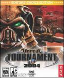 Caratula nº 70044 de Unreal Tournament 2004: Editor's Choice Edition -- DVD (200 x 281)