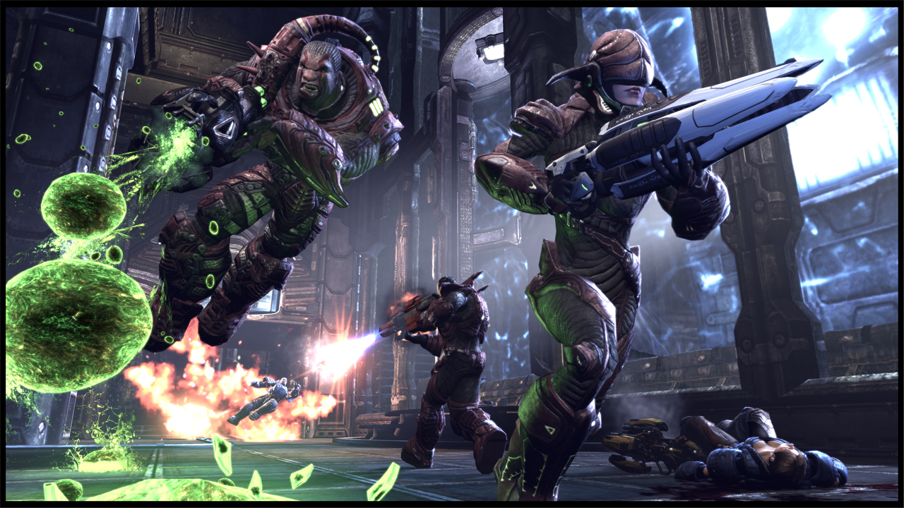 Pantallazo de Unreal Tournament 3 para PC