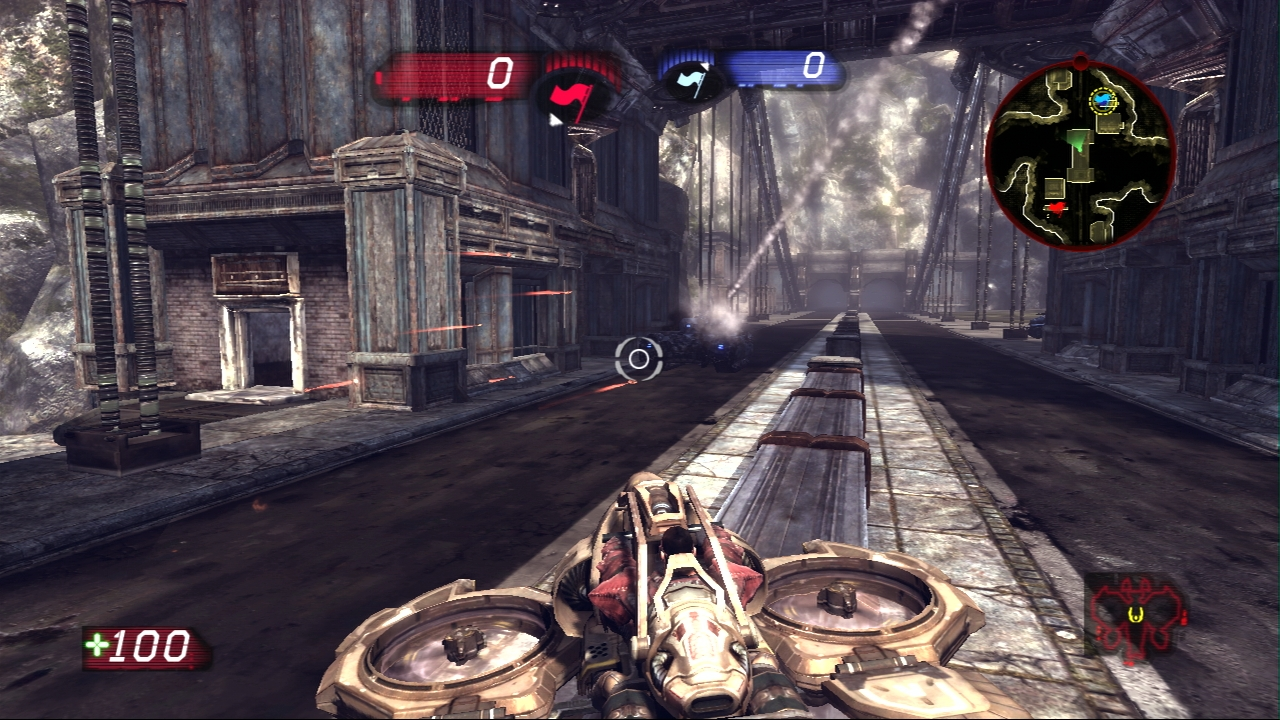 Pantallazo de Unreal Tournament III para PlayStation 3