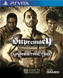 Carátula de Unrestricted Supremacy MMA