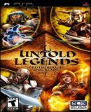 Carátula de Untold Legends: Brotherhood of the Blade