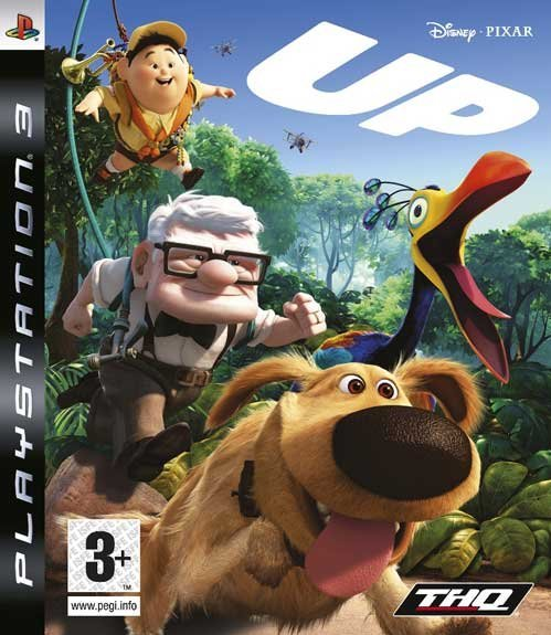 Caratula de Up para PlayStation 3