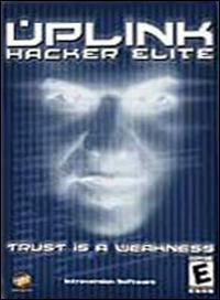 Caratula de Uplink: Hacker Elite para PC