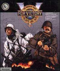 Caratula de V for Victory: The Russian Front -- Velikiye Luki 1942 para PC