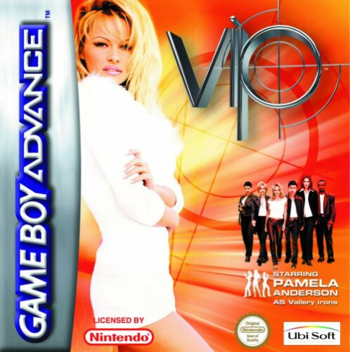 Caratula de V.I.P. para Game Boy Advance