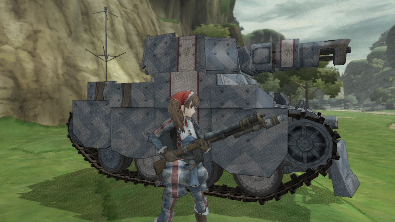 Pantallazo de Valkyria Chronicles para PlayStation 3