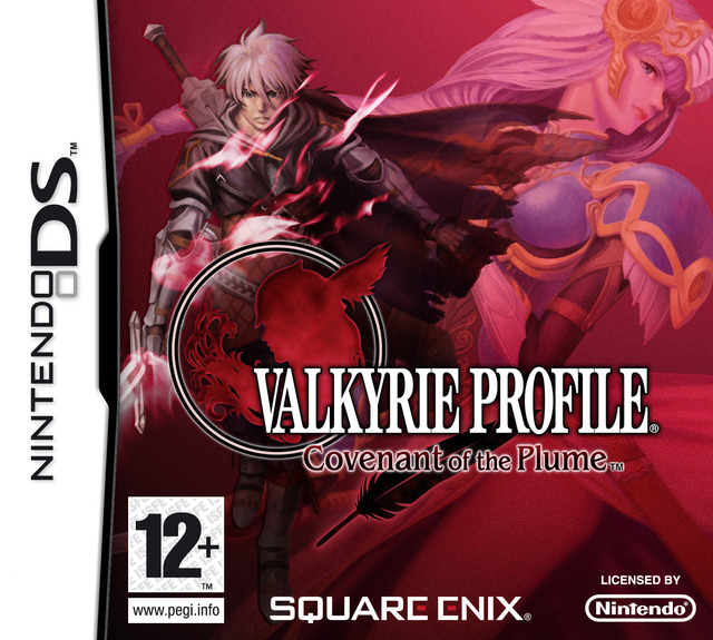 Caratula de Valkyrie Profile: Covenant of the Plume para Nintendo DS
