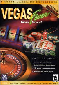 Caratula de Vegas Fever: Winner Takes All para PC