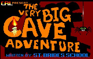 Pantallazo de Very Big Cave Adventure, The para Amstrad CPC