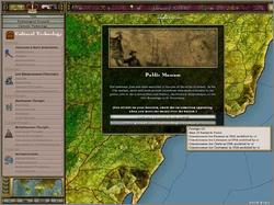 Pantallazo de Victoria: Empire Under the Sun para PC