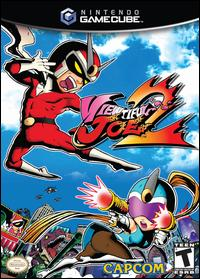 Caratula de Viewtiful Joe 2 para GameCube