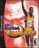 Carátula de Virtua Athlete 2000