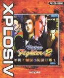Caratula nº 64349 de Virtua Fighter 2 (224 x 320)