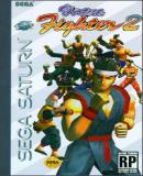 Carátula de Virtua Fighter 2