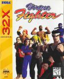 Carátula de Virtua Fighter