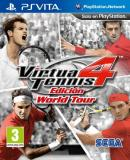Carátula de Virtua Tennis 4: Edición World Tour