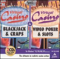 Caratula de Virtual Casino Combo Pack [SmartSaver Series] para PC