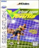 Carátula de Virtual Open Tennis