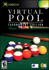 Caratula de Virtual Pool: Tournament Edition para Xbox