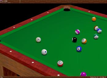 Pantallazo de Virtual Pool 2 para PC