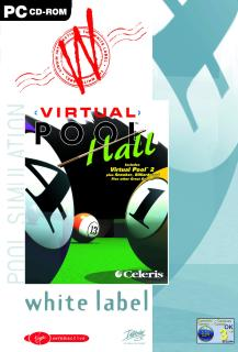Caratula de Virtual Pool Hall para PC