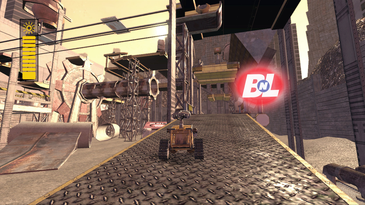 Pantallazo de WALL-E para PlayStation 3