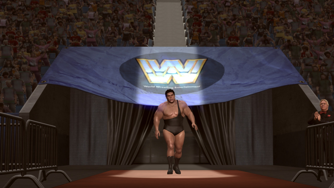 Pantallazo de WWE Legends of Wrestlemania para PlayStation 3
