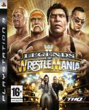 Caratula nº 132582 de WWE Legends of Wrestlemania (640 x 737)