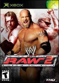 Caratula de WWE Raw 2: Ruthless Aggression para Xbox