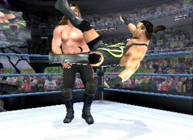 WWE SmackDown! Shut Your Mouth - PlayStation 2 Pantallazo nº 77653 (2