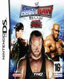 Caratula nº 110295 de WWE SmackDown! vs. RAW 2008 (800 x 722)