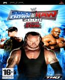 Caratula nº 112035 de WWE SmackDown! vs. RAW 2008 (520 x 892)