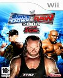Caratula nº 110363 de WWE SmackDown vs. RAW 2008 (800 x 1125)