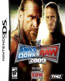 Caratula nº 129267 de WWE SmackDown vs. Raw 2009 (640 x 574)