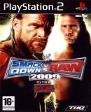 Caratula nº 156782 de WWE SmackDown vs. Raw 2009 (640 x 894)