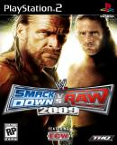 Caratula nº 129334 de WWE SmackDown vs. Raw 2009 (640 x 909)