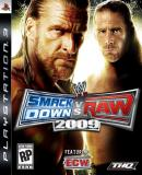 Caratula nº 129336 de WWE SmackDown vs. Raw 2009 (640 x 738)