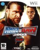 Caratula nº 156691 de WWE SmackDown vs. Raw 2009 (640 x 891)