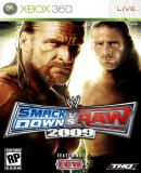 Caratula nº 129374 de WWE SmackDown vs. Raw 2009 (640 x 906)