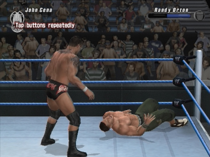 Pantallazo de WWE Smackdown Vs Raw 2008 para PlayStation 2