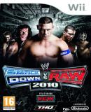 Carátula de WWE Smackdown vs Raw 2010