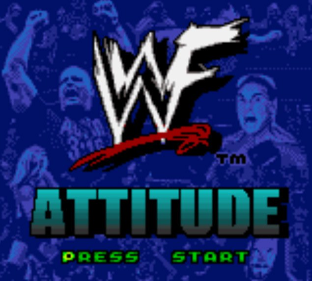Pantallazo de WWF Attitude para Game Boy Color
