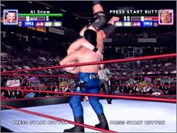 Pantallazo de WWF Royal Rumble para Dreamcast