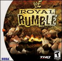 Caratula de WWF Royal Rumble para Dreamcast