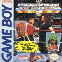 Caratula de WWF Superstars 2 para Game Boy